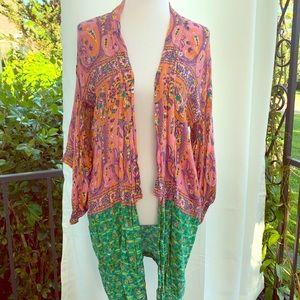 Pink green kimono Arnhem like spell and Gypsy S